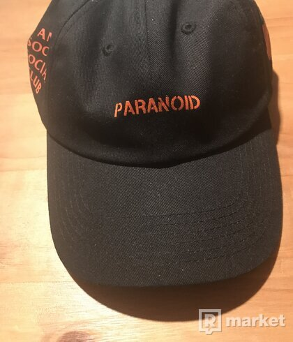ASSC/UNDEFEATED PARANOID CAP