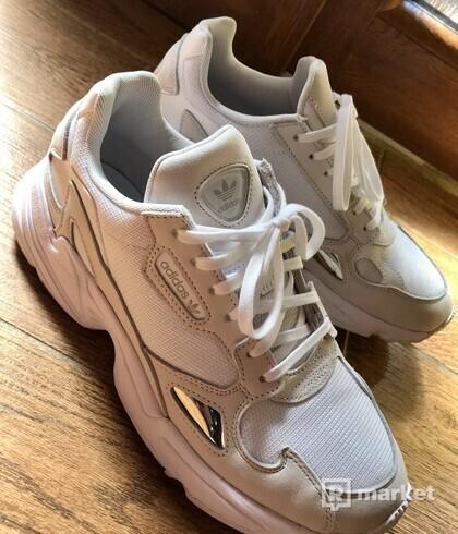 Adidas Falcon White