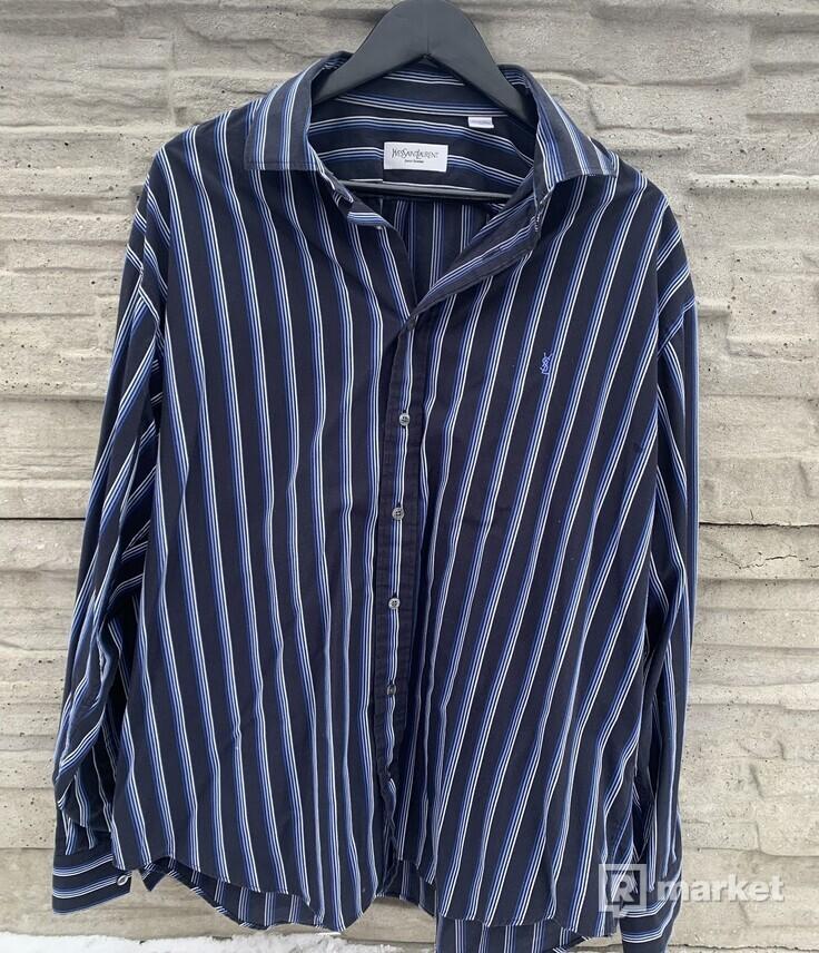 Yves Saint Laurent Oversized Shirt