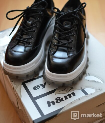 Eytys x H&M chunky sneakers