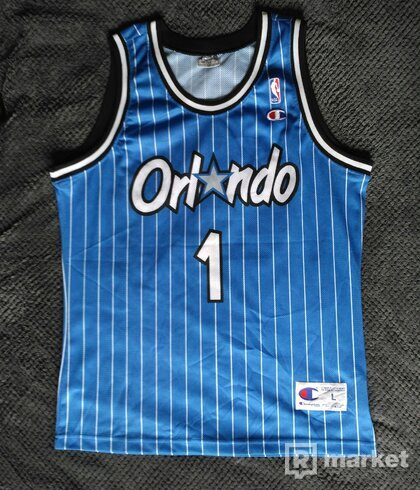 Orlando Magic Champion Hardaway vintage jersey