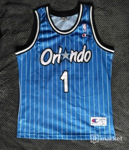 Orlando Magic Champion Hardaway vintage jersey