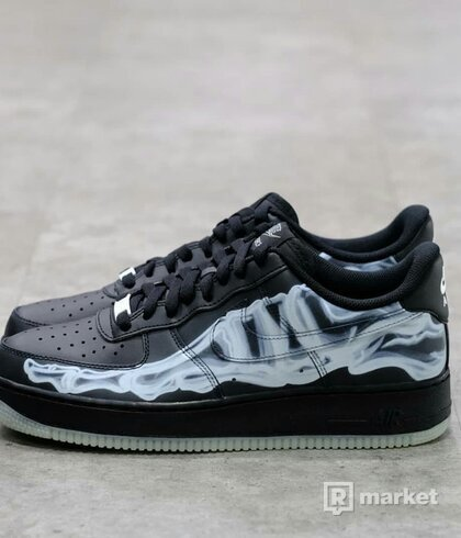 WTB Nike air force 1 skeleton