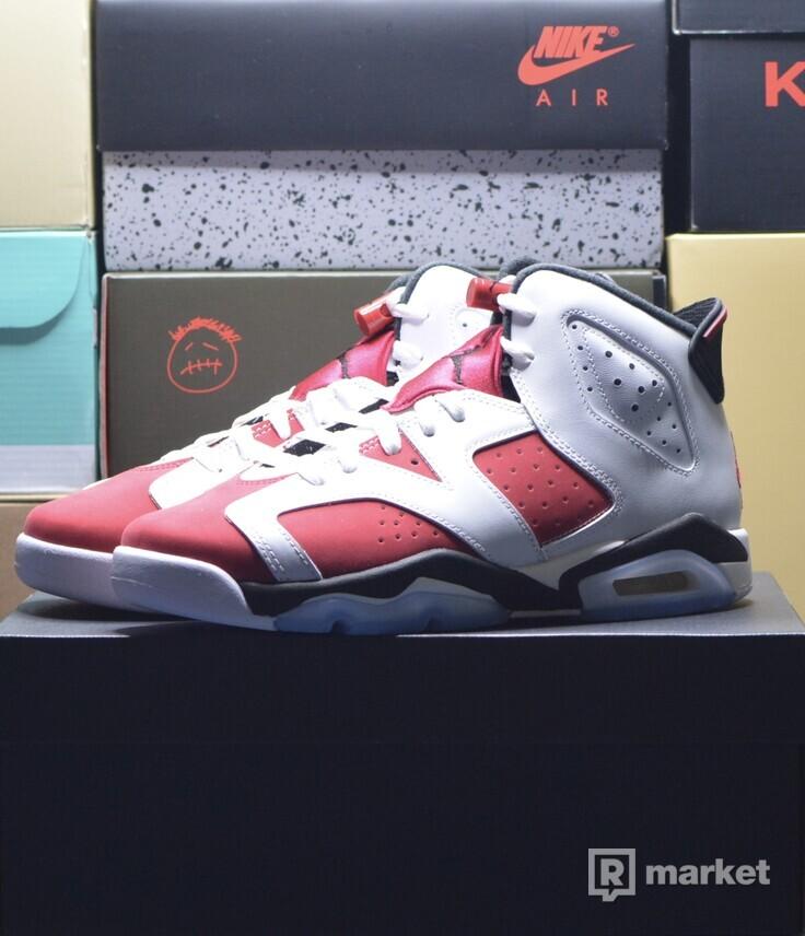 Jordan 6 Carmine OG GS