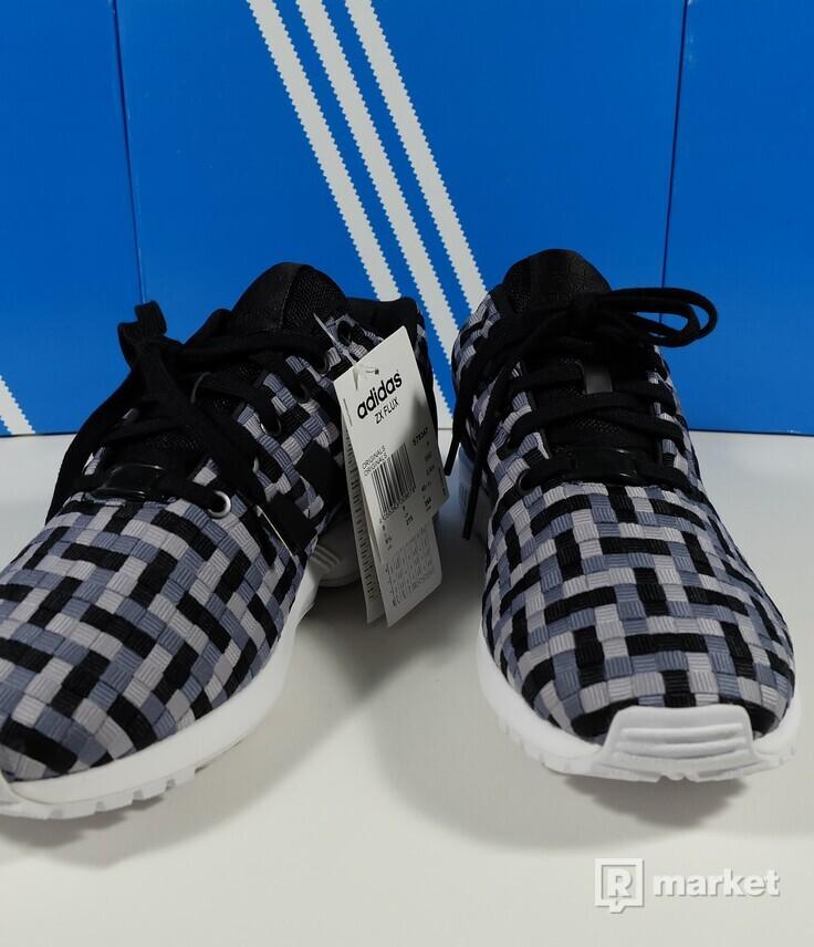 Adidas Originals ZX Flux gray camo