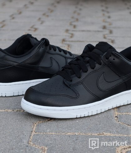 "Nike Dunk Low ""Black"" - vel. 40"