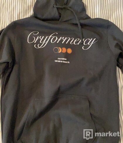 Cry For Mercy hoodie