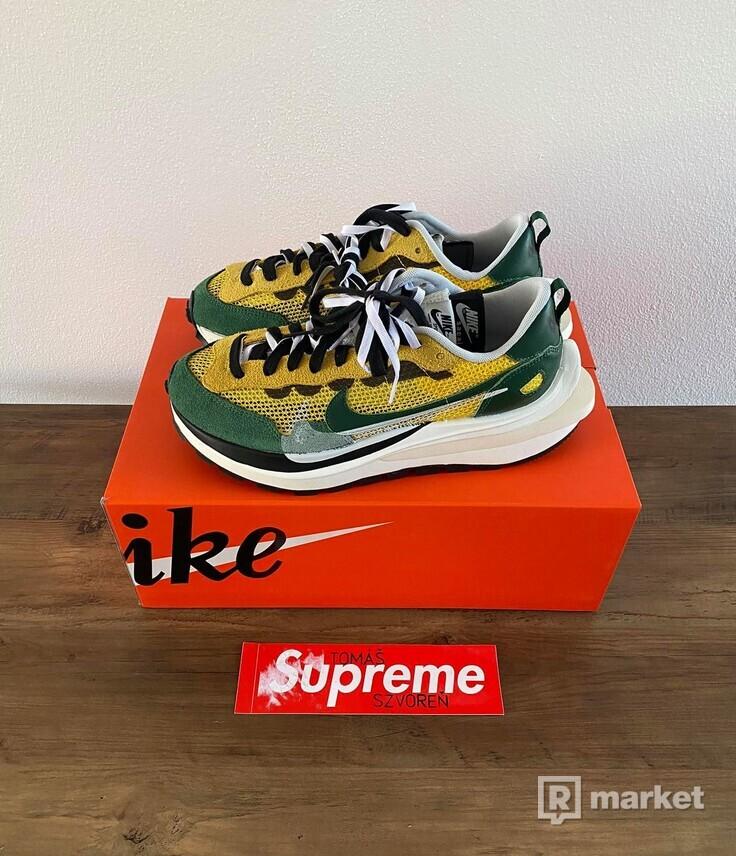 Nike Vaporwaffle sacai Tour Yellow Stadium Green EU42.5