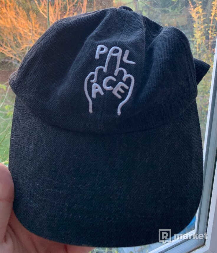 Palace Middle Finger Hat