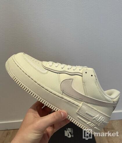 Nike Air Force 1 Low Shadow Coconut Milk (W)