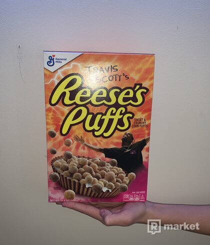Travis Scott Reese's Puff Cereal