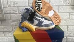 Nike SB Dunk High Carpet Company