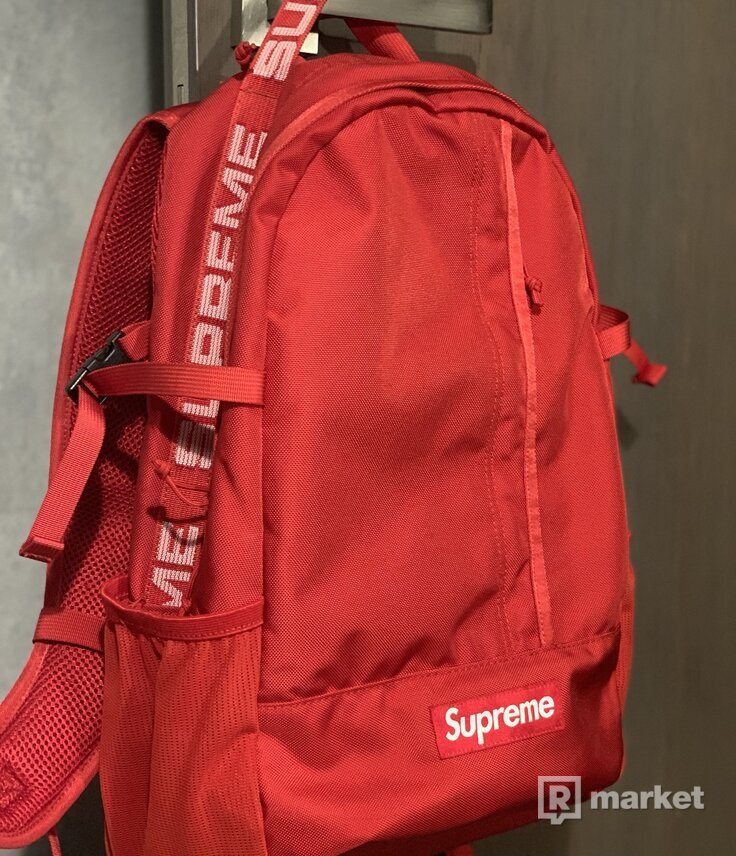 Supreme Backpack ss18