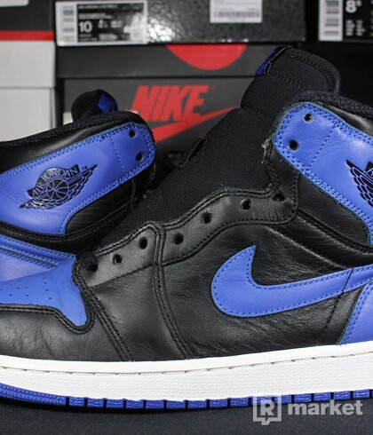 "Air Jordan Retro 1 High OG ""Royal Blue"" 2013"