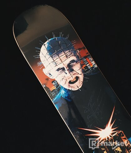 Supreme Hellraiser Skate Deck