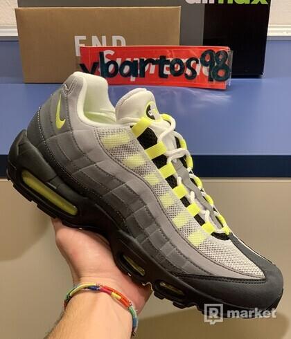 """Nike Air Max 95 """"OG NEON"""""""