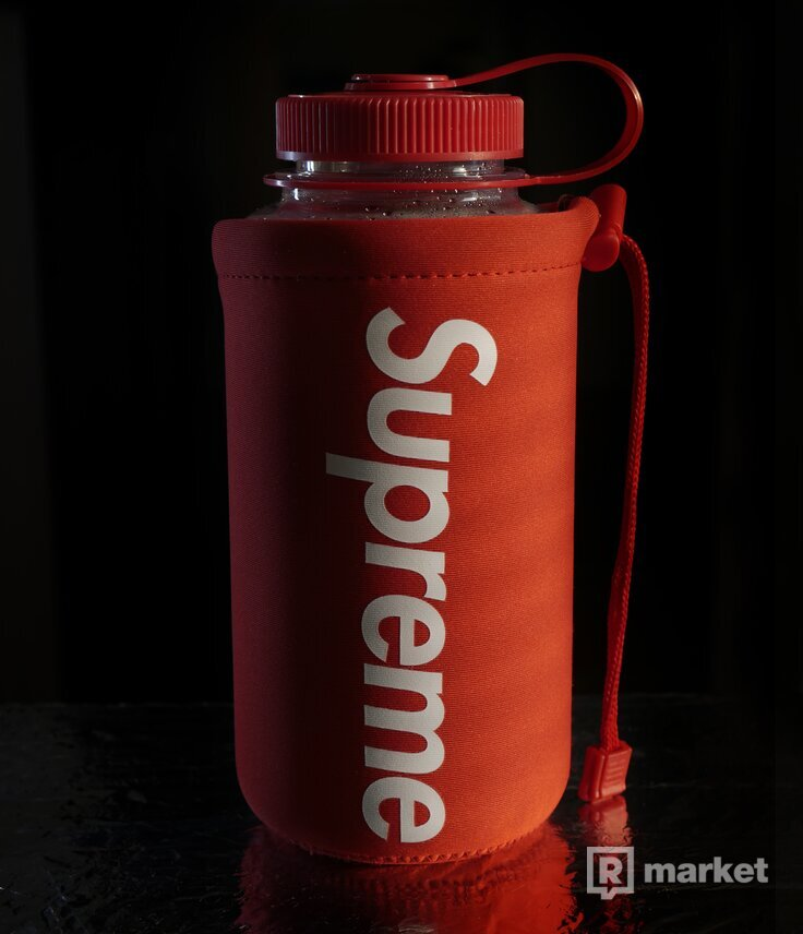 Supreme Nalgene 32 oz. Bottle Red VNDS
