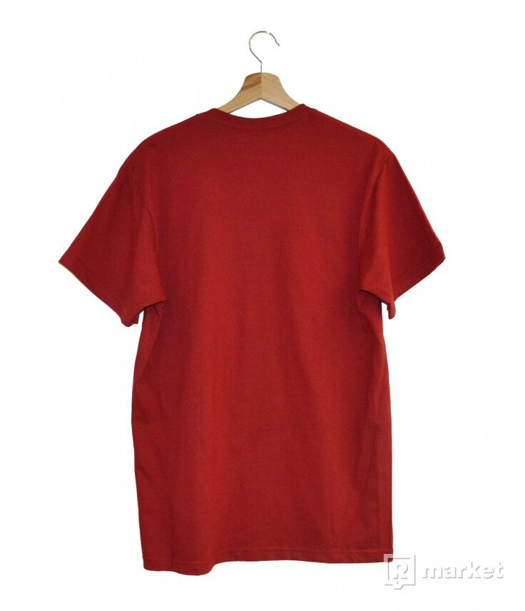 Traplife christman tee red