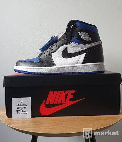 """Jordan 1 High """"Royal Toe"""""""