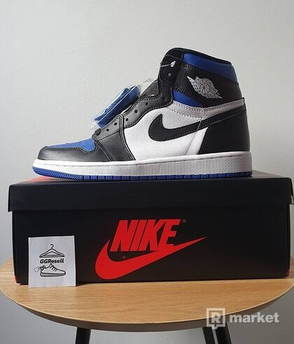 "Jordan 1 High ""Royal Toe"""