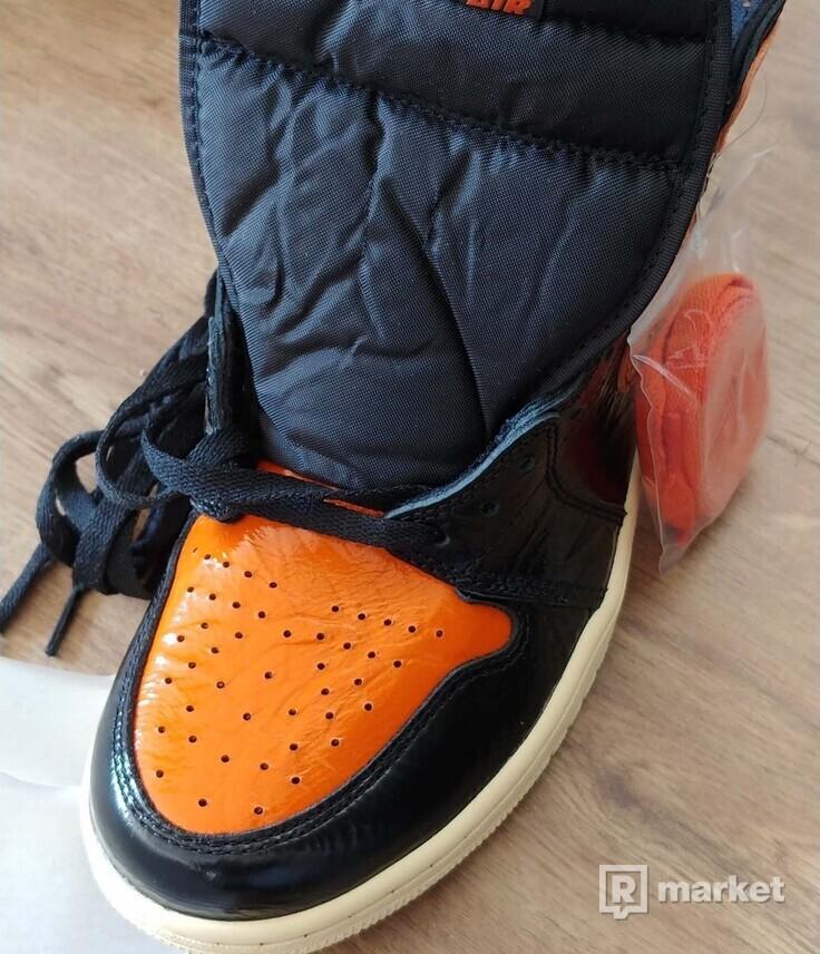 Nike Air Jordan 1 Retro High Shattered Backboard 3.0