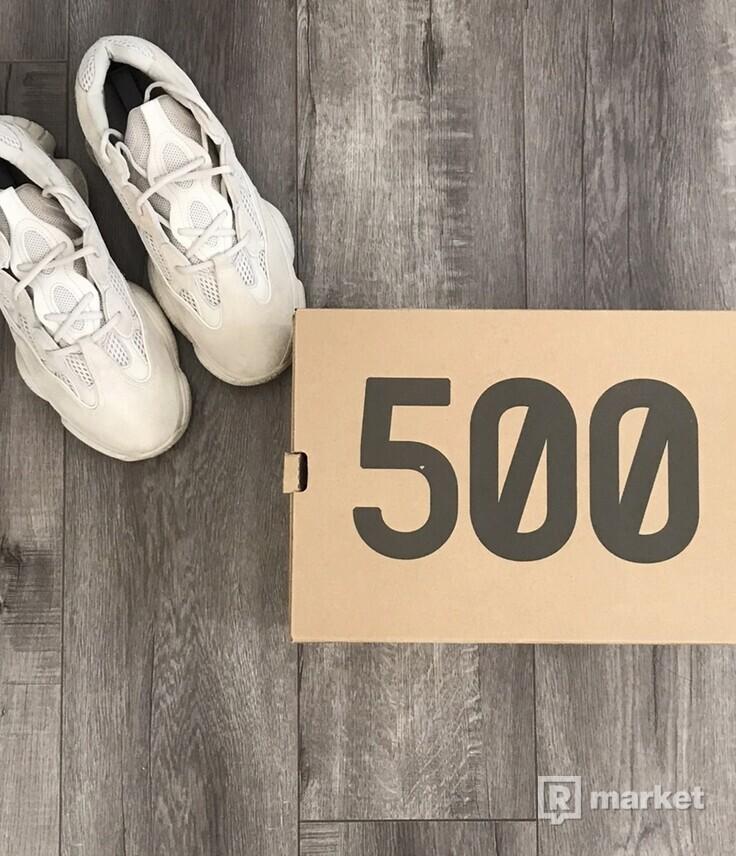 Yeezy 500 Blush