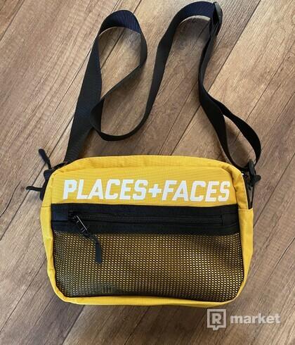 Places + faces p+f shoulder bag