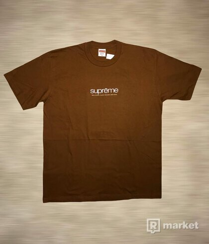 Supreme Five Boroughs Tee