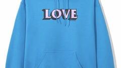 ASSC Samsies blue hoodie