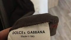 DOLCE & GABBANA - pánske triko