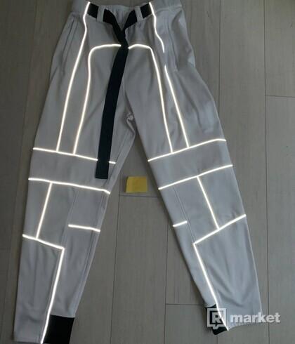 Nike reflective pants