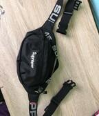Supreme waistbag ss18 black