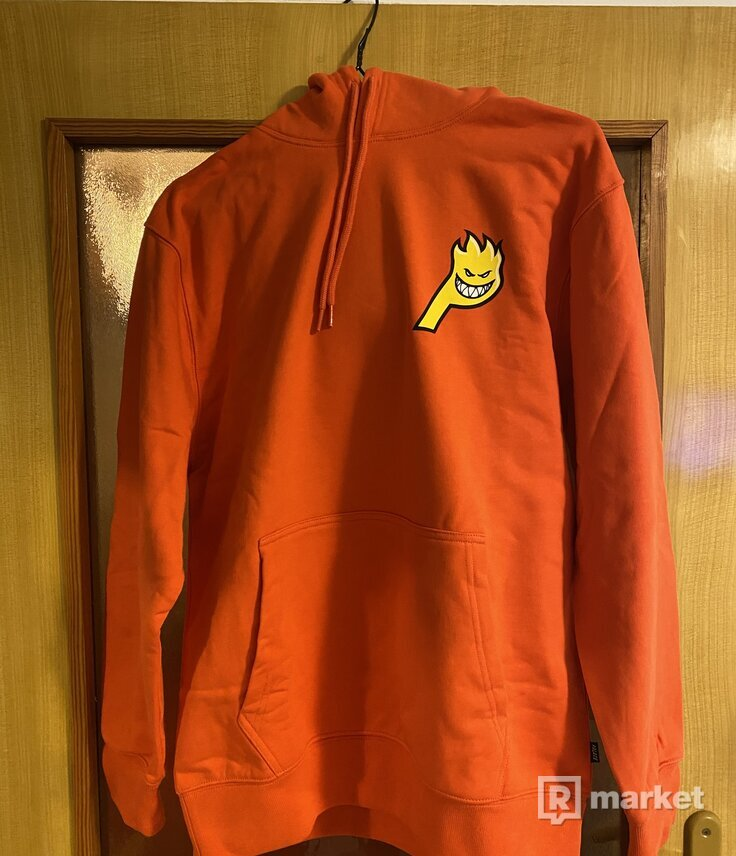 Palace spitfire live to bun hoodie