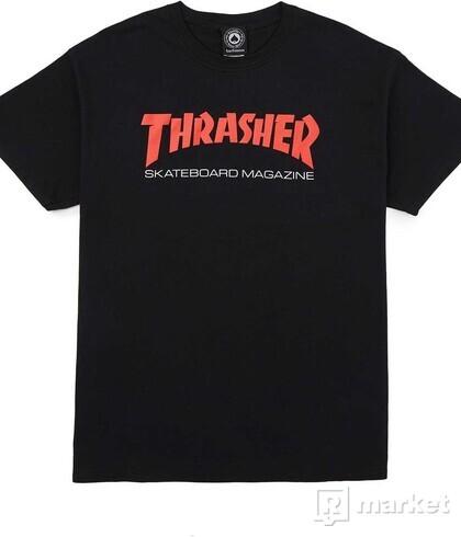 Rare Thrasher Two Tone Skatemag tee
