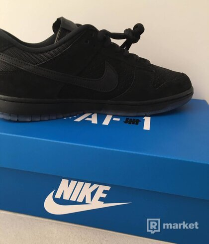 """NIKE X UNDEFEATED DUNK LOW SP """"DUNK VS AF1"""""""