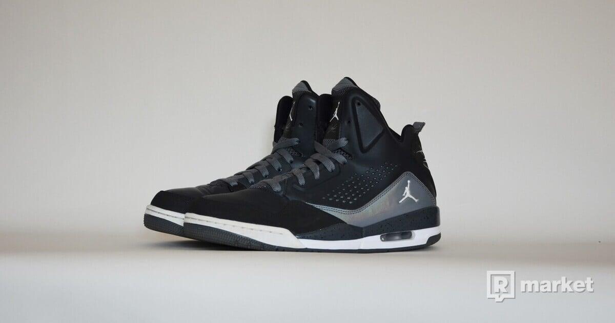 Nike Air Jordan Flight SC 3 Anthracite Black White Grey  4a2503945d6