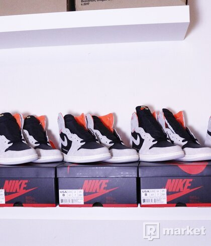 Air Jordan 1 Crimson