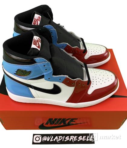 Air Jordan 1 Fearless UNC Chicago