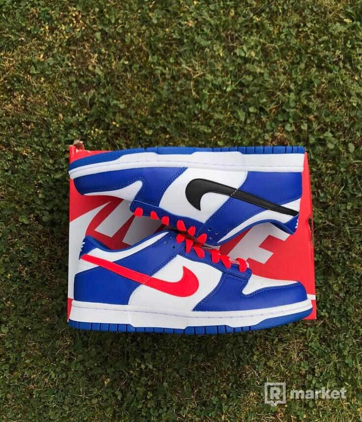 Nike Dunk Low Royal Blue
