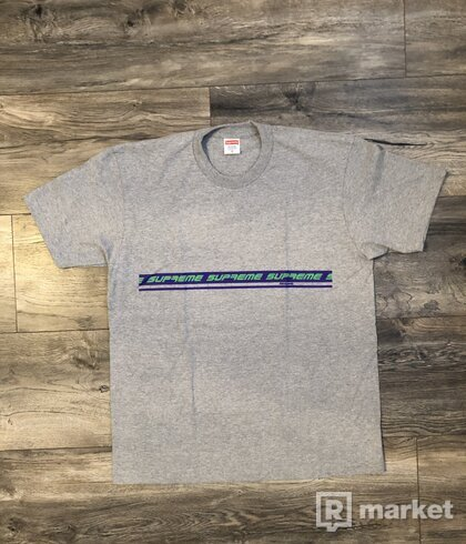 Supreme Hard Goods Tee - Grey