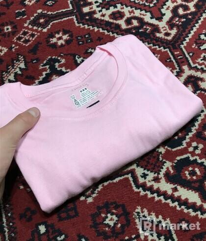 Supreme Hanes Tees Pink