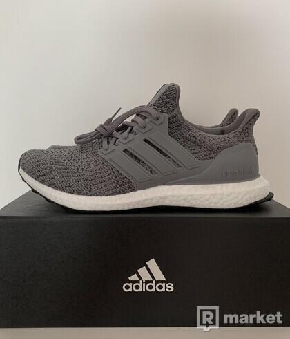 Adidas Ultraboost 4.0 DNA Grey [44 2/3]