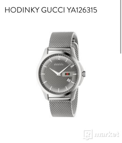 Gucci hodinky YA126315