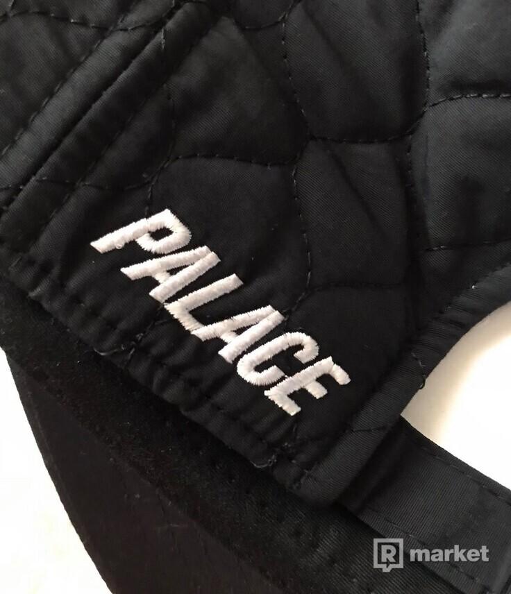 Palace CAP WARM DOME SHELL 6-PANEL BLACK