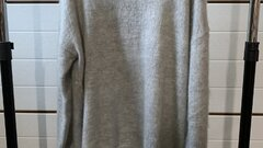 OFF-WHITE Oversized Mohair Sweater Diag