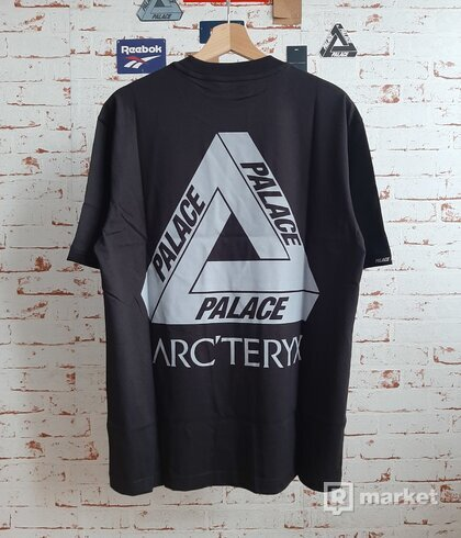 Palace x Arcteryx Tee Black