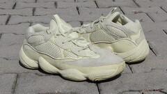 """adidas Yeezy 500 """"Super Moon Yellow""""  - vel. 44 2/3"""