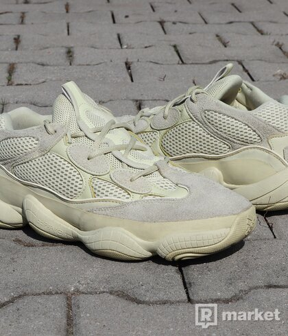 "adidas Yeezy 500 ""Super Moon Yellow""  - vel. 44 2/3"
