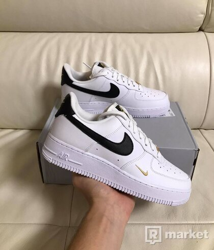 Nike air force 1 Essential black