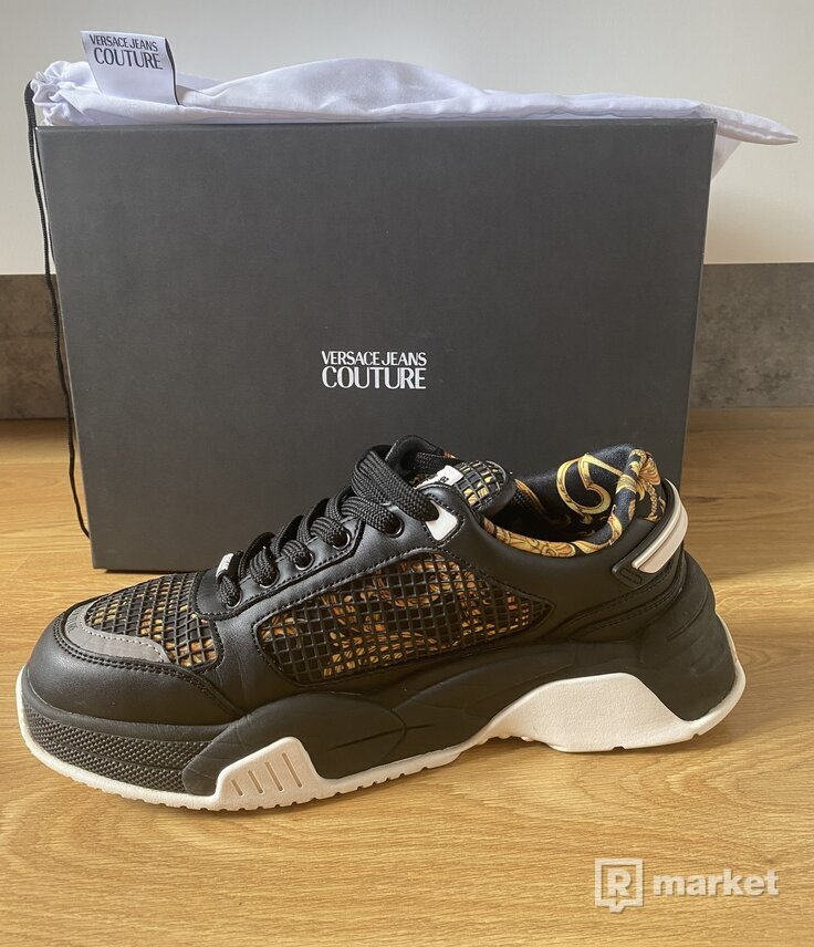 Versace Couture Jeans sneakers